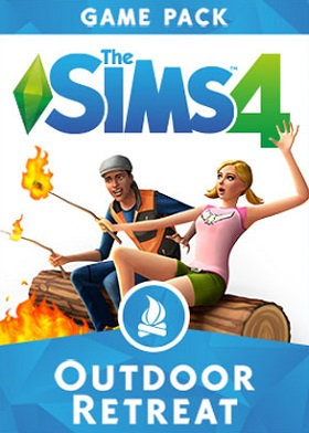 The Sims 4 Outdoor Retreat Game Pack DLC