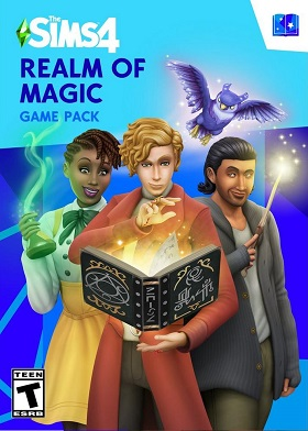 The Sims 4 Realm of Magic Game Pack DLC
