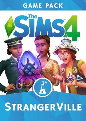 The Sims 4 StrangerVille Game Pack DLC