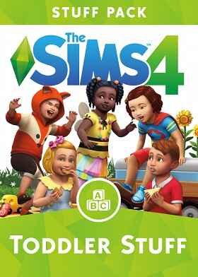 The Sims 4 Toddler Stuff Pack DLC