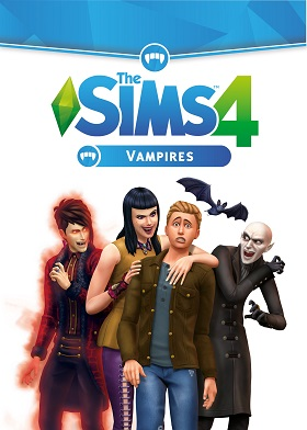 The Sims 4 Vampires Game Pack DLC