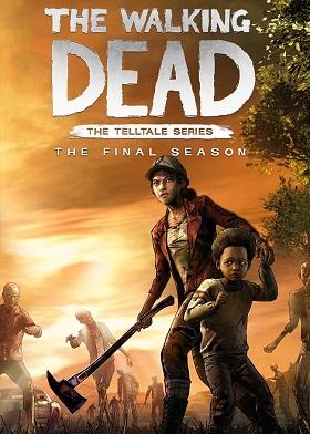 Walking Dead The Final Season
