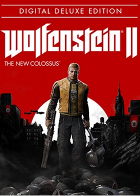 Wolfenstein II The New Colossus Deluxe Edition