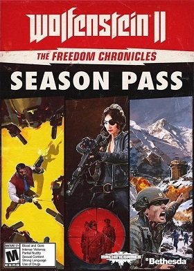 Wolfenstein II The New Colossus Season Pass DLC