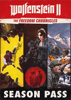 Wolfenstein II The Freedom Chronicles Season Pass DLC